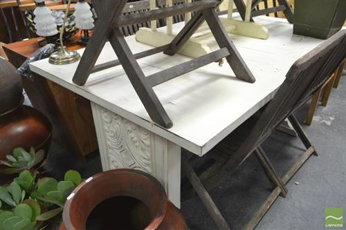 French Style Extension Table
