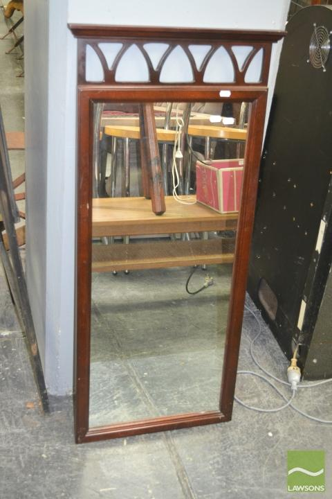 Timber Framed Mirror