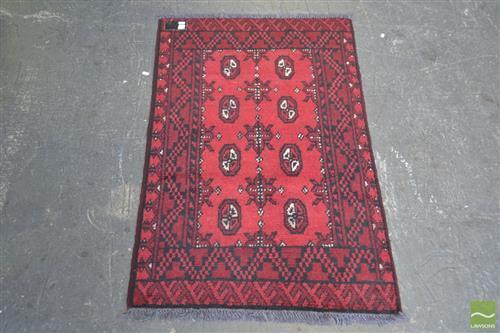 Afghan Turkoman (125 x 80cm)