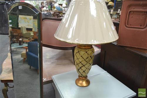 Italian Lamp (3852)
