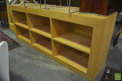 Modern Timber Sideboard
