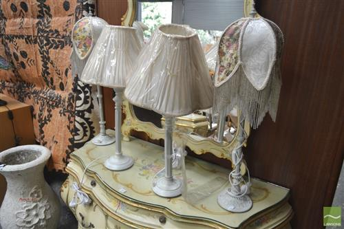 Pairs of Table Lamps x 2