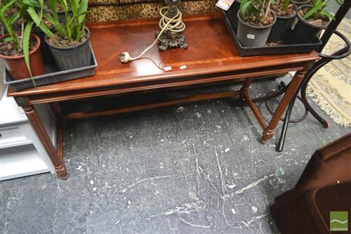Empire Style Hall Table