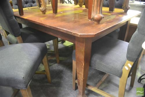 Oak Extension Dining Table