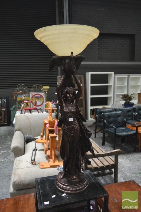 Lady Form Standard Lamp