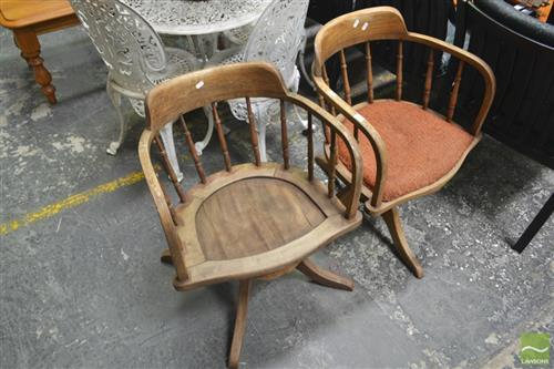 Captain's Chairs x 2