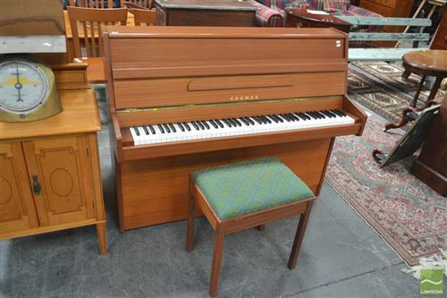 Cramer Upright Piano