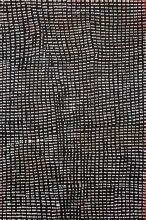 Lorna Napanangka (1961 - ) - Untitled, 2004 91 x 61cm (framed & ready to hang)