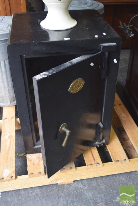 Bristol Fire And Burglar Proof Safe