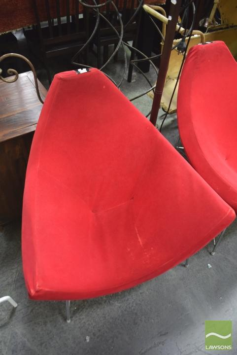 Pair of reproduction coconut chairs - Coconut chair reproduction ...