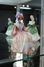 Royal Doulton Figure 'Meriel' by Leslie Harradine