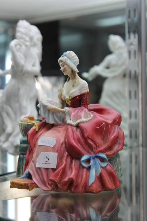 Royal Doulton Figure 'Penelope