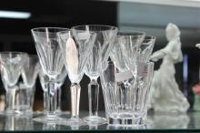 Waterford Crystal Glasses (6)