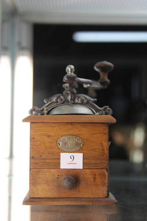 Japy Frères Vintage Coffee Grinder