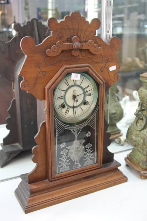 Waterbury Mantle Clock