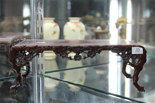 Chinese Timber Ornament Stand