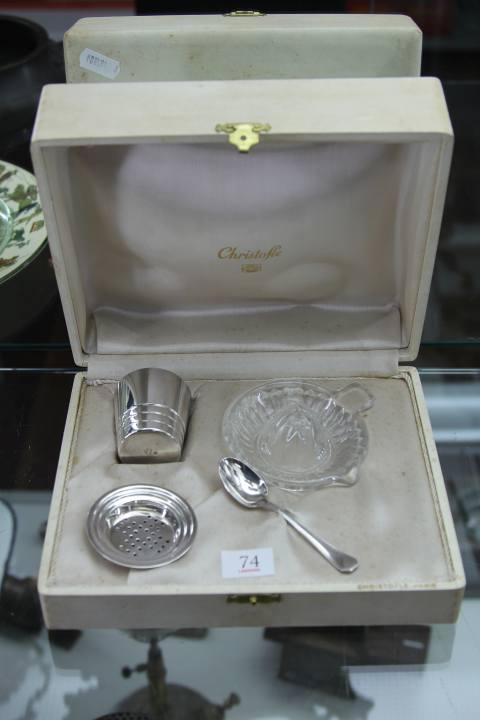 Christofle Cocktail Kit