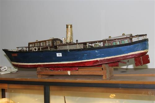 Lady Diana Model Pond Yacht