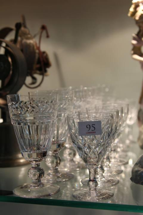 Stuart Crystal Highball Glasses with Crystal incl. Edinburgh