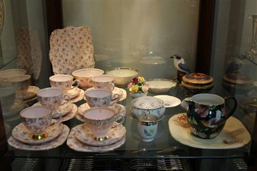 Royal Worcester Egg Coddler with Other Ceramics incl Tuscan Bone China