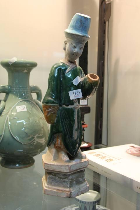 Sancai Figure of a Man
