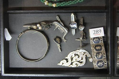 Siam Silver Jewellery Pieces