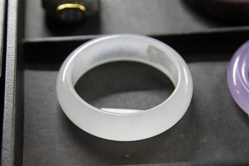 White Jade Bangle