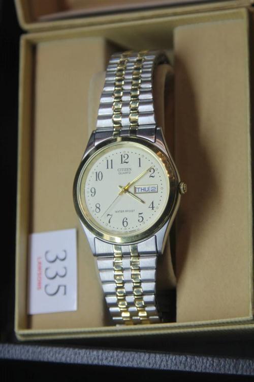 Citizen Mens Wristwatch