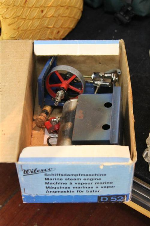 Donkey Engine in Original Box