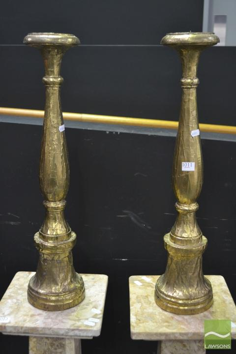 Pair of Candle Stick Holders