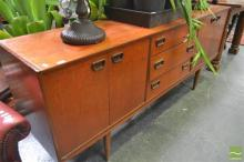 Quality Danish Teak Sideboard