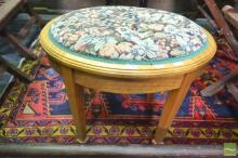Oval Dresser Stool