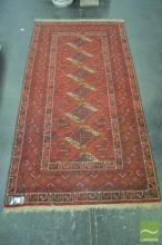 Afghan Kargai Carpet (105 x 200cm)
