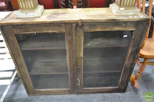 Two Door Display Cabinet