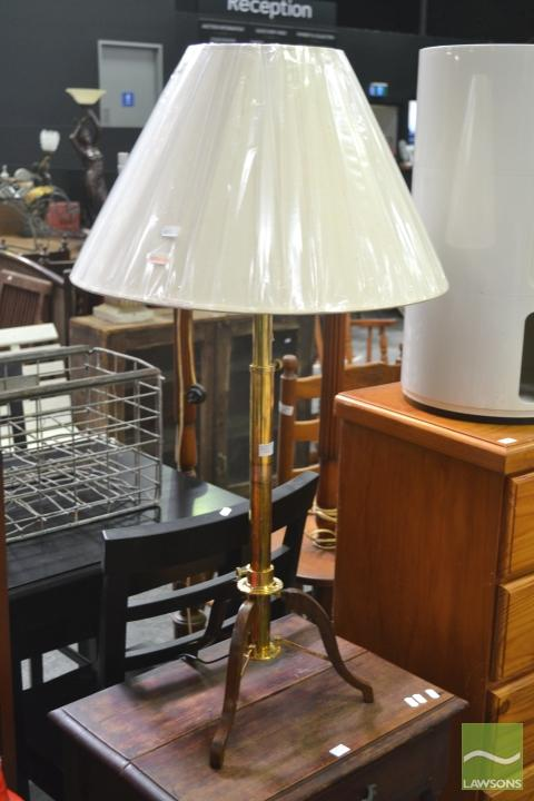 Adjustable Telescopic Table / Desk Lamp (5795br)