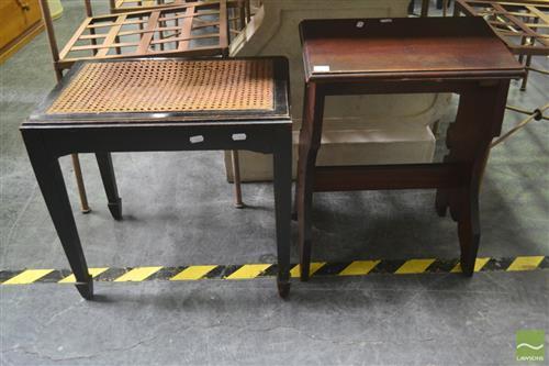Two Piano Stools