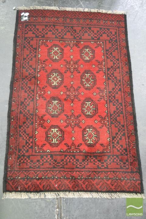 Afghan Turkoman (125 x 75cm)