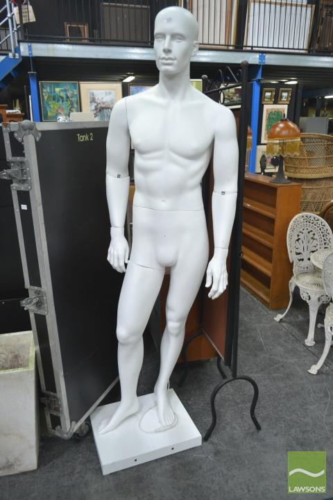Light Up Mannequin