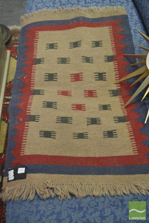 Persian Kilim (90 x 60cm)