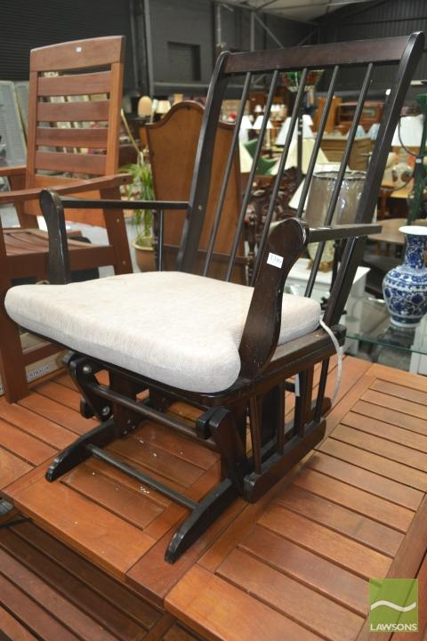 Timber Dexter Rocker