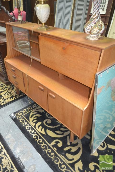 Portwood Sideboard with Drinks Cabinet