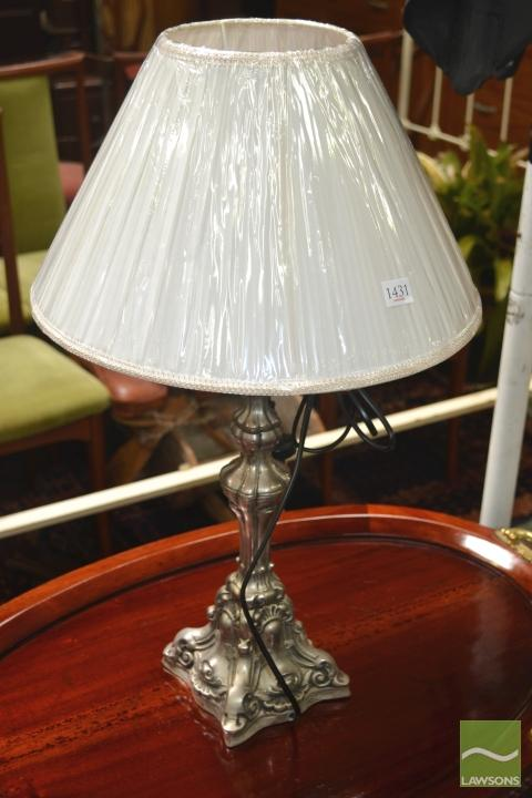 Metal Antique Style Lamp (5546)