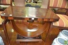 Deco Hoop Base Table