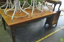 Rustic Timber Table