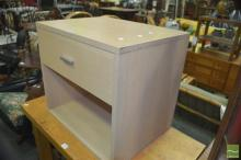 Modern Bedside Cabinet With Two Drawers
