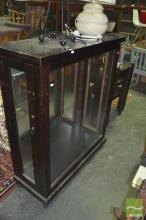 Mirrored Big Display Cabinet