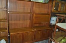 Two Parker Wall Units