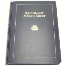 John Allcot Marine Artist Hardcover Collection