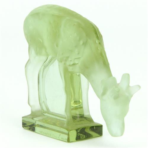 Lalique 'Fawn' Figure
