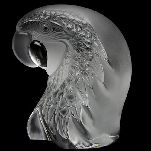 Lalique 'Presse Papiers Macao' Paperweight